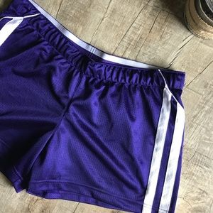 Adidas Purple Shorts